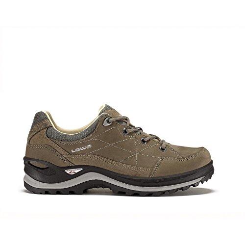 Lowa Sportschuh GmbH 3209620999, Stivali da escursionismo donna (stone (0925))