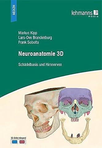 Neuroanatomie 3D: Schädelbasis und Hirnnerven (mit