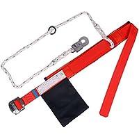 mhgao costruzione cintura di sicurezza cintura imbracatura da arrampicata Rescue lavoro