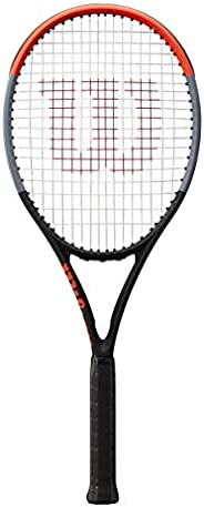 Wilson Unisex Adult 2-WR015811U2 Clash 100 Ul Frame - Black/Red/Grey, One Size