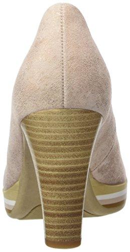 Gabor Fashion, Escarpins Femme Beige (rame 64)