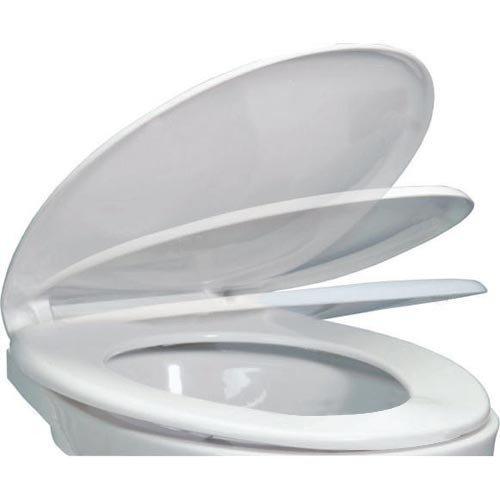 MM Delicious - Karabonplast, seggetta per WC con copertura automatica