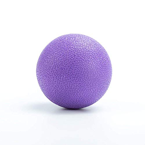 ZML Massageball, Yoga Fitness Ball für Faszien Entspannung Triggerpunkt Muskeltiefen Gewebe Massage Nacken Schulter Sport Ausrüstung Massage Ball -