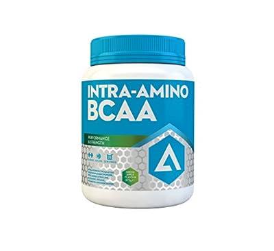 Adapt Nutrition Intra-Amino BCAA - 375g - Intra Workout Amino Acid Formula - 6g BCAA - 8g Essential Amino Acids - Added Electrolytes and Vitamin B6