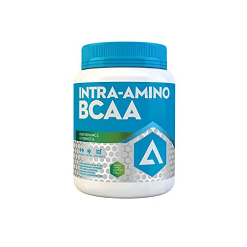 41ZbBxgsabL. SS500  - ADAPT NUTRITION Intra-Amino BCAA Apple Capsules, 375 g