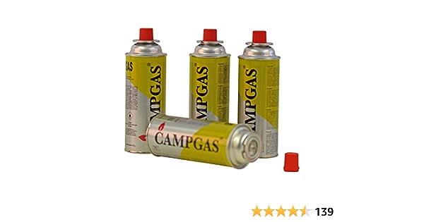 Gaskartusche 4 x Gaskartuschen MSF 1A für Gaskocher Campingkocher 227g