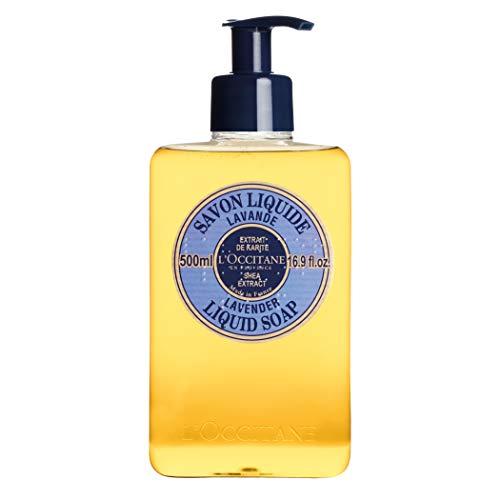 L'OCCITANE - Karite Flüssigseife Lavendel - 500 ml -