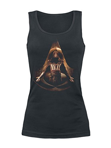 Assassin's Creed - Canotta -  donna Black Large