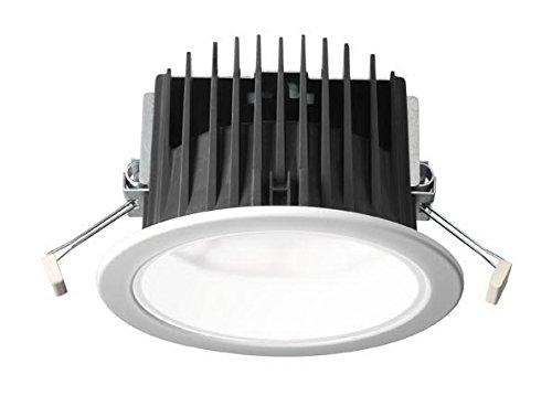 Toshiba LED-Einbauleuchte TOSHIBA E-CORE LED DOWNLIGHT 3000, EEK: A, 46W, weiß Toshiba 46
