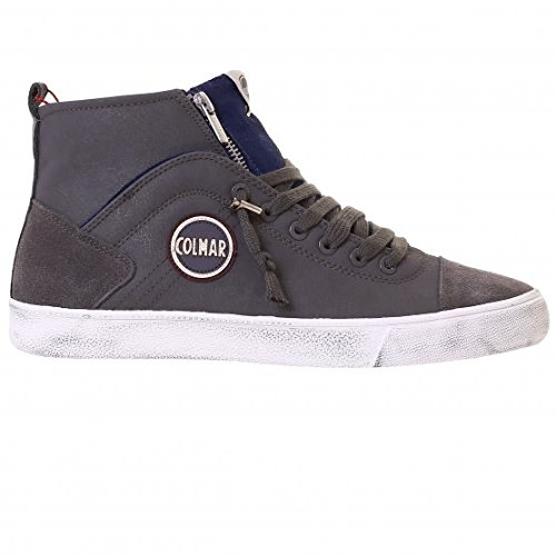 COLMAR ORIGINALS SCARPE DURDEN COLORS 055 GREY NAVY BLUE UOMO-44