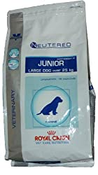 Royal Canin Vet Care Nutrition Dog Food Neutered Junior Large 1 Kg