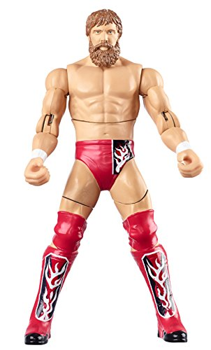 Wwe Super Strikers Daniel Bryan Figure, Multi Color