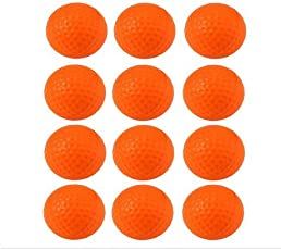 Crestgolf schiuma spugna pratica sfera 12pz per confezione