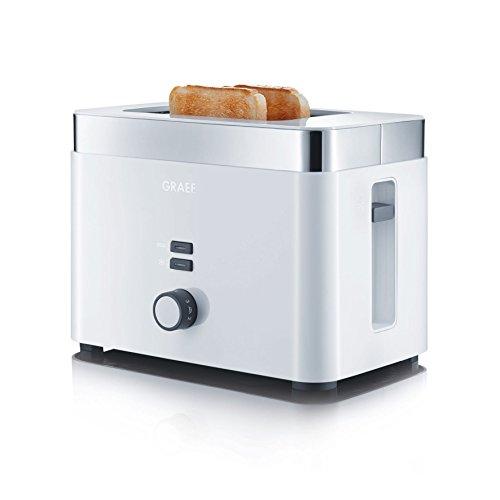 Graef Toaster TO 61, weiß