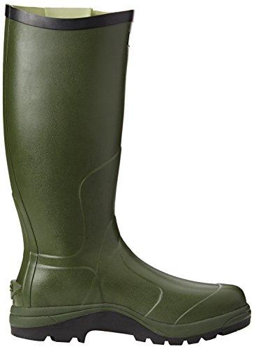 Hunter, Scarpe da uomo, Uomo Verde (Dark Olive)