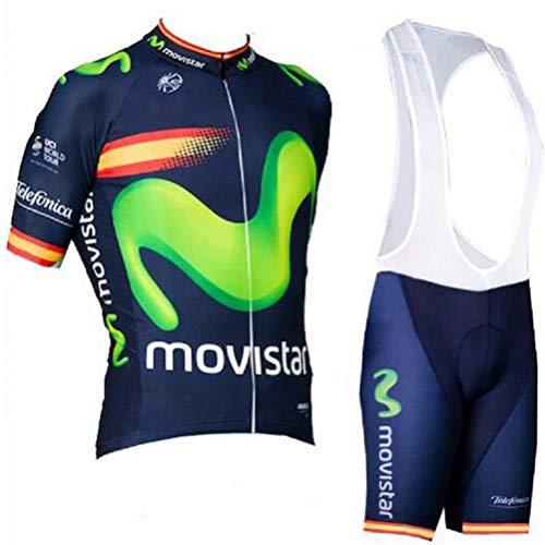 Manches Courtes Cyclisme Maillots Ensembles Hommes...