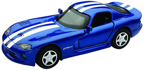newray-52313-dodge-viper-gts-coupe-scala-132-die-cast-blu