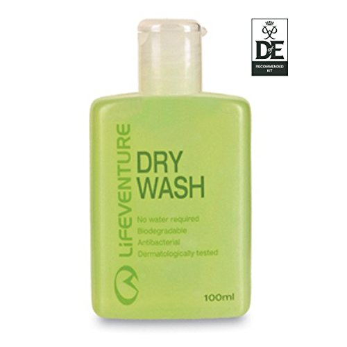 LIFEVENTURE Dry Wash 100ml, Assortis, Taille Unique