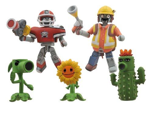Diamond Select Toys Plants vs. Zombies: Garden Warfare Minimates Box Set