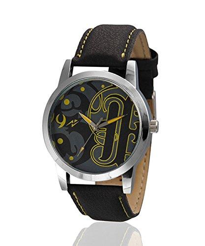 Yepme Analog Black Dial Men's Watch - YPMWATCH1484 image