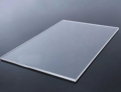 Acrylic Sheet 12 x 18 inch Transparent - 3mm thickness