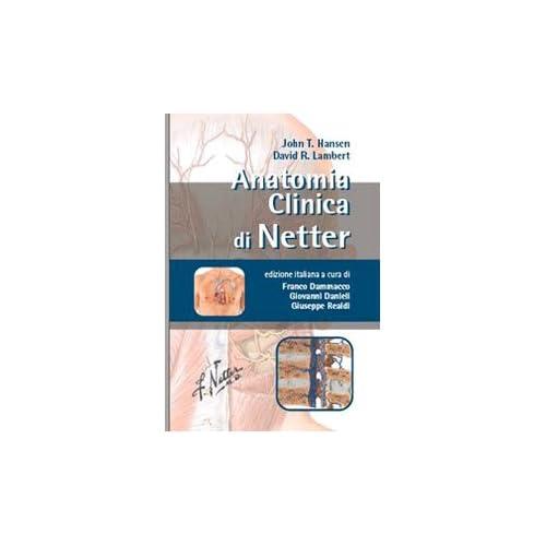 Anatomia Clinica Di Netter