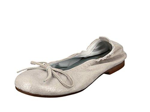 clic! 4278 cosmos Kinder Ballerina in Mittel Beige