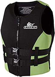 Mainstayae Neoprene Fishing Life Jacket Watersports Kayaking Boating Drifting Safety Life Vest