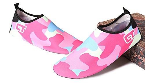 S&L, Scarpe da immersione uomo Pink