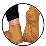Vibhu Pharma Unisex Washing Soap Waterproof Socks (Skin, Small)