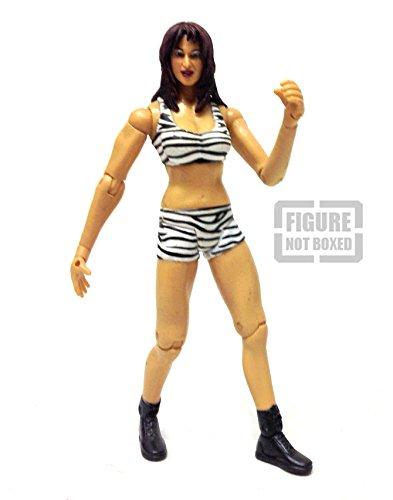 WWF WWE TNA Wrestling Diva Victoria 15,2cm Spielzeug Action Figur [nicht verpackt] (Spielzeug Wwe Tna)