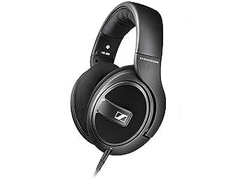 Sennheiser HD 569 kulaklık (kulağı kapatır, kapalı, çağrılar ve müzik için), mat siyah