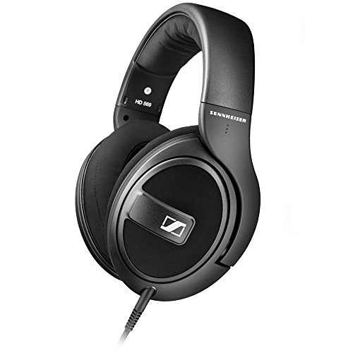 Sennheiser HD 569 Headset (ohrumschließendes, geschlossenes, für Anrufe/Musik) matt-schwarz thumbnail