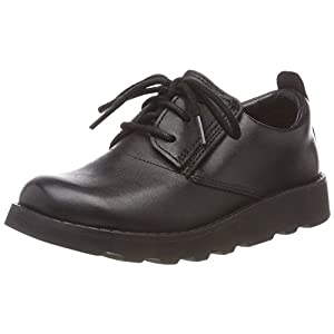 Clarks Crown London, Zapatos de Cordones Derby para Niños