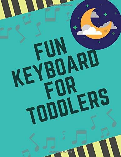 fun keyboard for toddlers: Blank Sheet Music Composition segunda mano  Se entrega en toda España