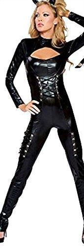 tres-sexy-en-cuir-faux-pvc-2-pieces-catsuit-et-bandeau-sur-les-oreilles-taille-40-42-erotique-catwom