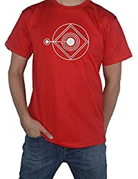 My Cup Of Tee Crop Circle (Design 2) T-Shirt Small and Big Circle Formation Aliens Conspiracy by