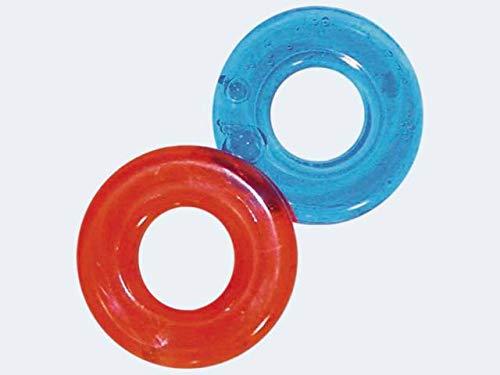 Bieco 05-009328 - Kühlbeissring, 2er-Set, Durchmesser 7 cm