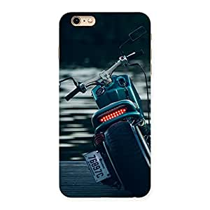 Cute Cruise Bike Multicolor Back Case Cover for iPhone 6 Plus 6S Plus