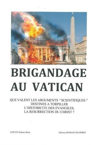 Brigandage au Vatican