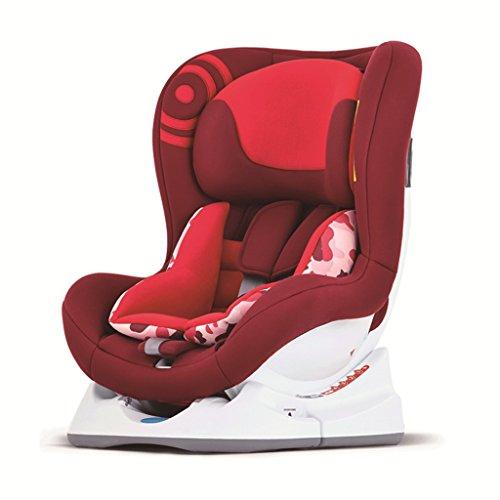 HJHY Auto Kindersitz, Auto Kindersitz 0-4 Jahre alt Baby liegend ( Farbe : #2 )