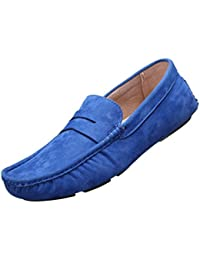 Reservoir Shoes - Mocassin Raul Royal Bleu