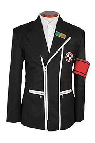 nsei: Persona 3 P3 School Boy Uniform Schuluniform Cosplay Kostüm L (Persona 3 Halloween)
