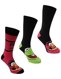 Licence marvel lot de 3 paires de chaussettes pour homme