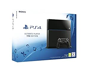 PlayStation 4: Console 1TB, C Chassis - Ultimate Edition