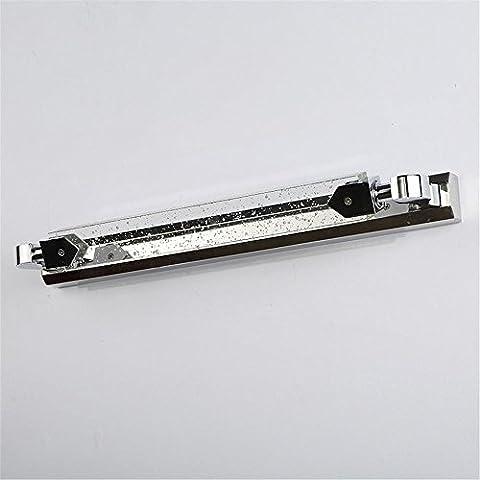LLHZ-semplice LED luci a specchio, bagno, wc, armadio a specchio di luce, colonne di bolle, Cristallo, luci Cabinet , 55cm