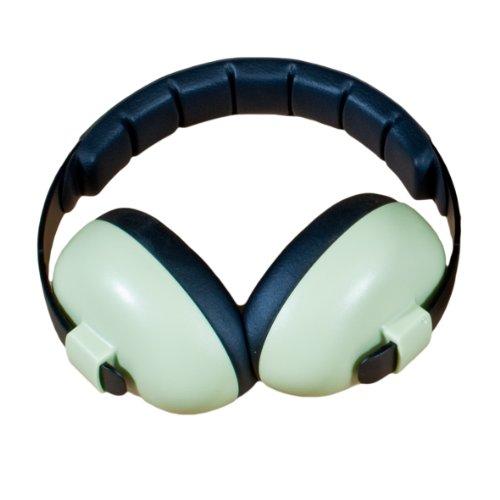 BabyBanz GBB008 Baby-Gehörschutz, 0-2 Jahre, mit extra weichem Kopfbügel, aqua