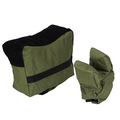 Zyyini Shooting Bench Rest Taschen, tragbare, langlebige Konstruktion und Klettverschlüsse(# 1) -
