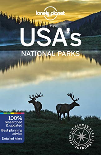 USA's National Parks (Lonely Planet Travel Guide)