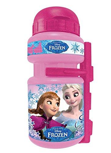 Bidon y Portabidon Niña Frozen Princesa de las Nieves para Bicicleta 35665 6166